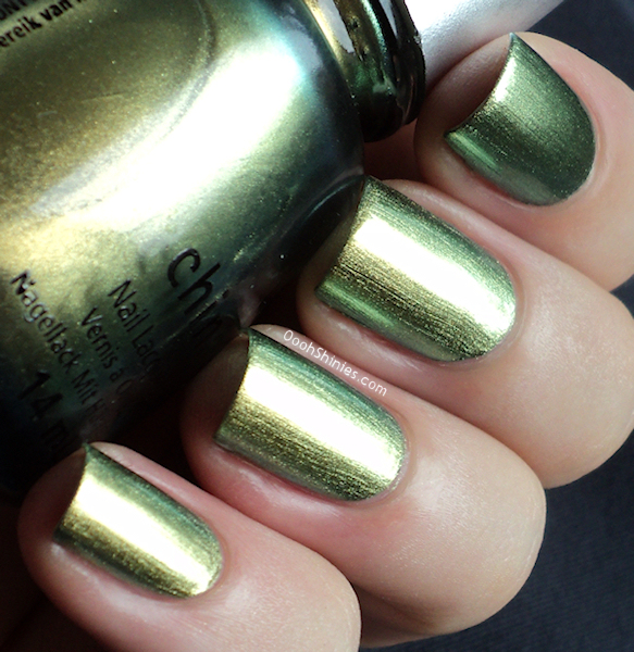 China Glaze Rare & Radiant