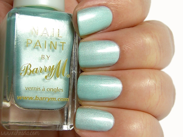 Barry M Silk Nail Effects in Meadow