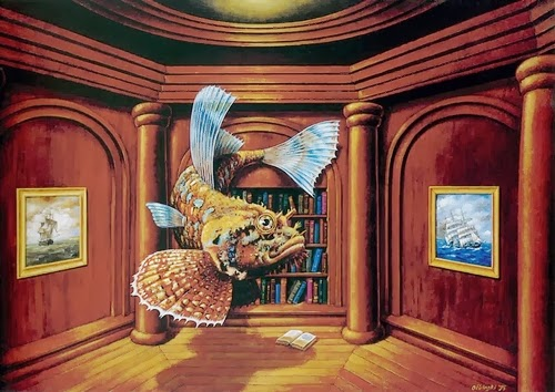 11-Artist-Painter-and-Graphics-Designer-Rafal-Olbinski-Surreal-Paintings-www-designstack-co