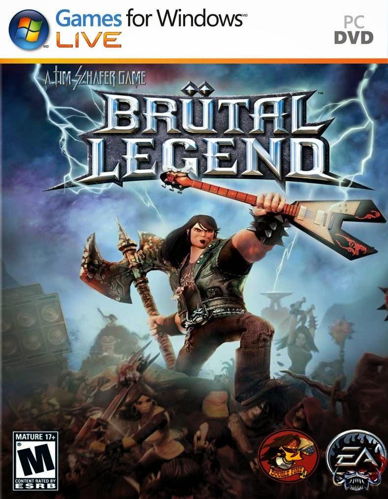Brutal Legend Reloaded Download