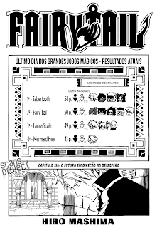 Fairy Tail 316 Leitura Online