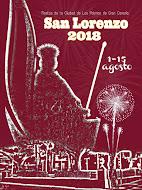 Programa Fiestas San Lorenzo 2018