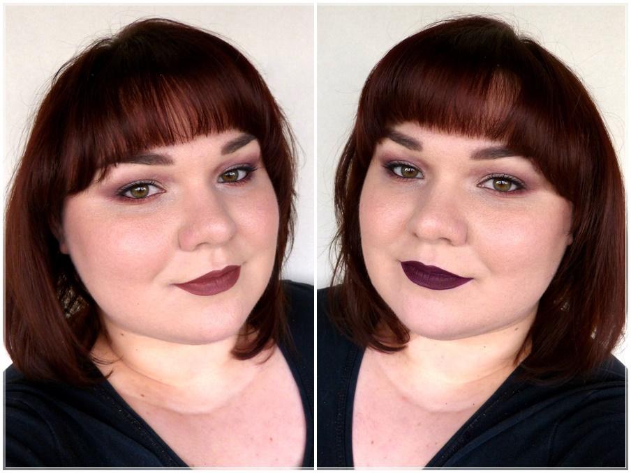 Kat von D Liquid Lipsticks Tragebilder