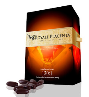 Royal Placenta Sheep Placenta Plus 36 000mg