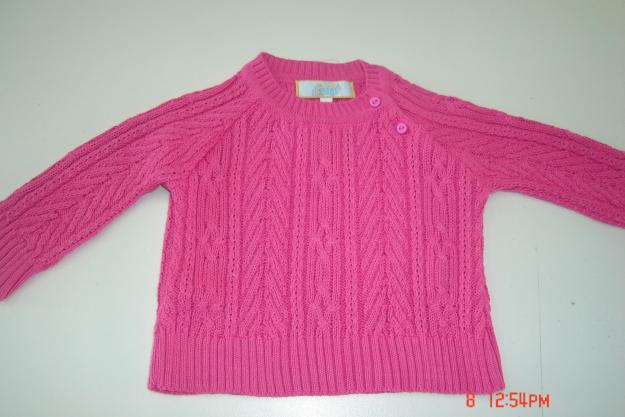 Puntos de tejido para chompas para niños - Imagui