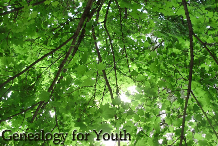 Genealogy for Youth