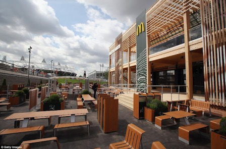 Restoran Mcdonalds Malaysia terdekat