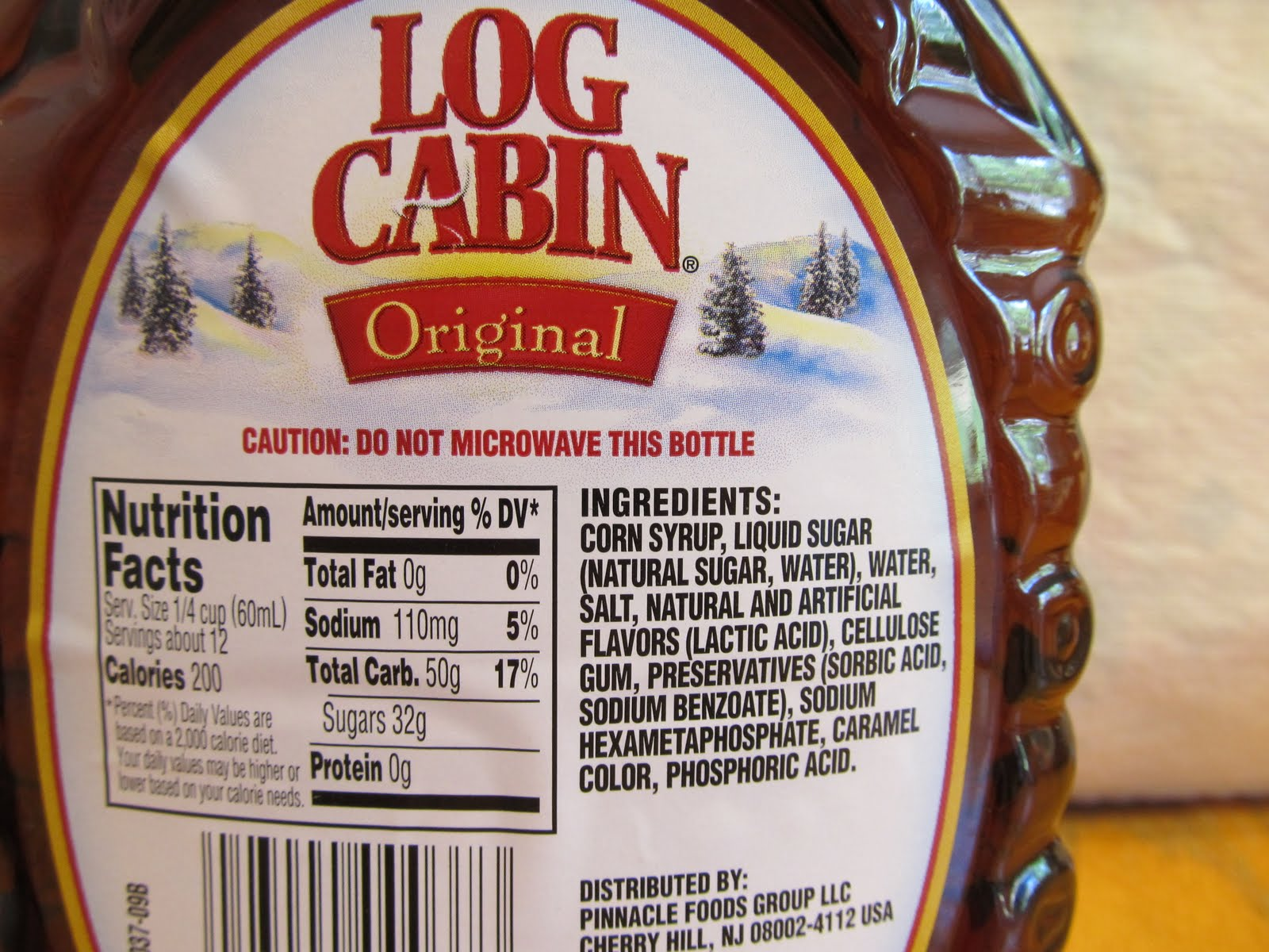 essay on corn syrup