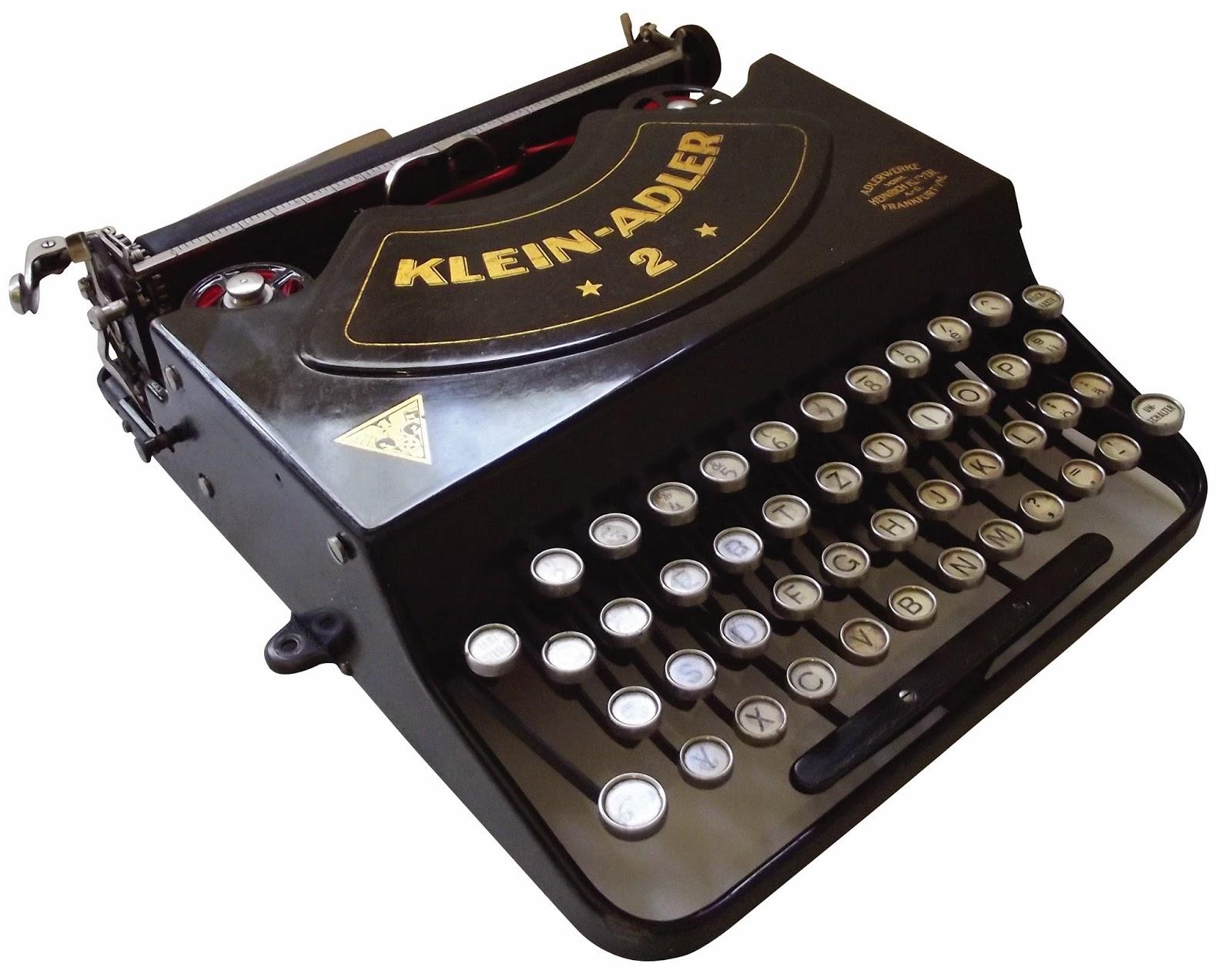 typewriting machine price