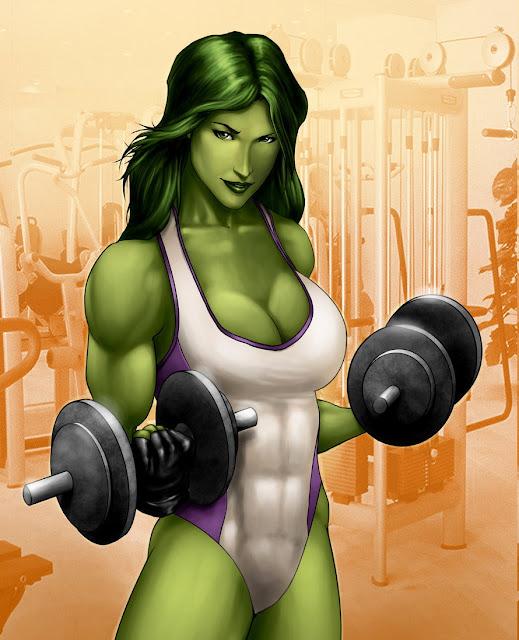 She-Hulk Character Review - 2