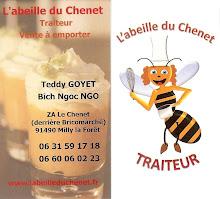 L'ABEILLE DU CHENET