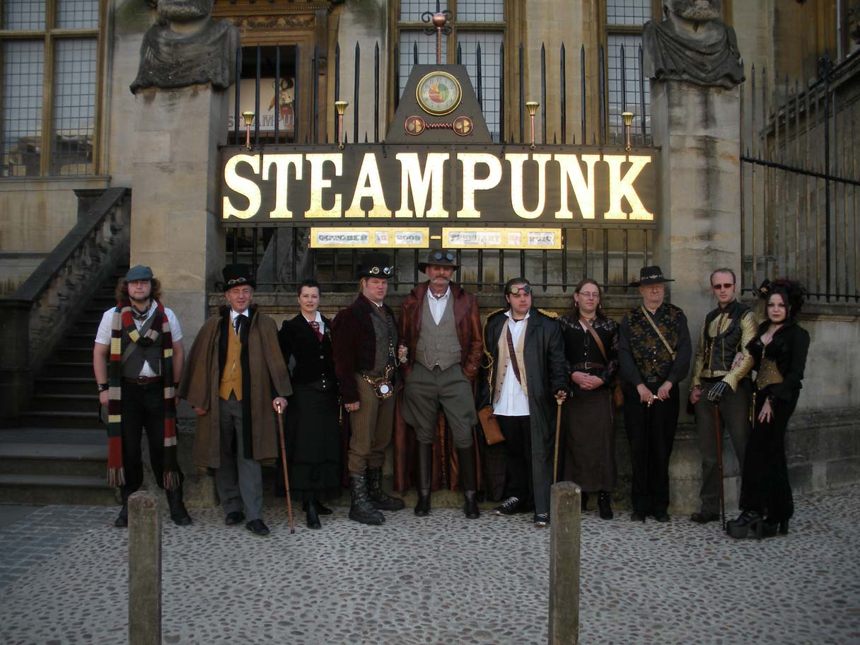 steampunk events