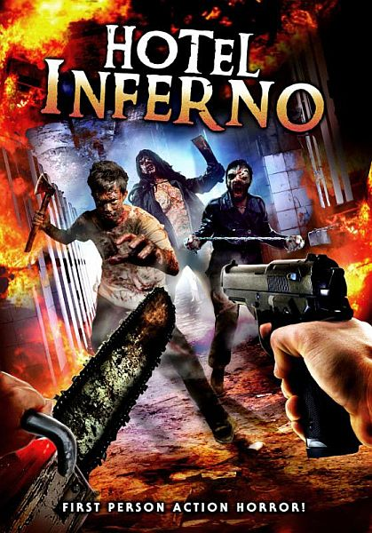 Hotel Inferno DVD cover