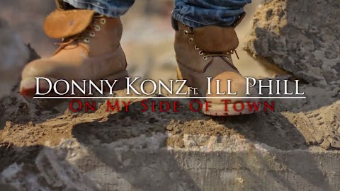 "VIDEO REVIEW: Donny Konz - ""On My Side of Town"""