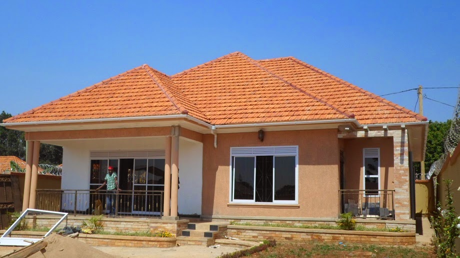 Houses for sale kampala uganda house for sale kira for Houses for sale with floor plans