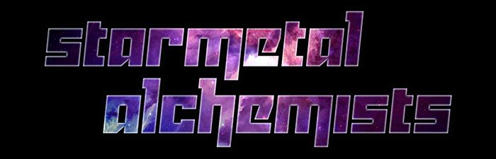 Starmetal Alchemists - A Starfinder Blog