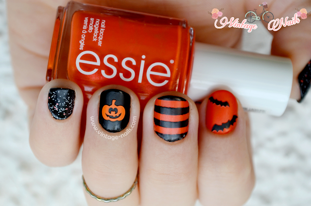 Halloween, Essie, Catrice, Flormar, YesLove, Whats up nails, nail art, manicure
