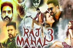 Raj Mahal 3 2017 Hindi Dubbed Download HDRip 720P at freedomcopy.com