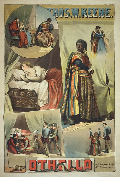 an analysis of the characters in othello by shakespeare Othello is one of shakespeare's greatest tragedies that is remembered and  reproduced even today this penlighten post provides a list of all.