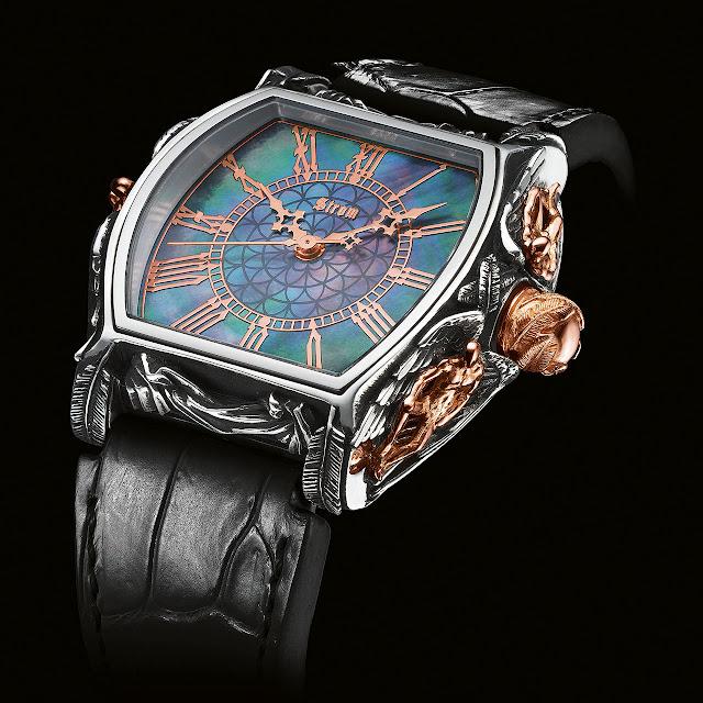 Strom Angelus Watch front