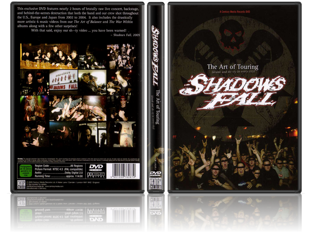 [Pedido] Shadows Fall - Metalcore (DVD's)