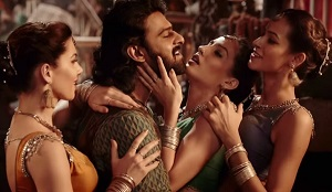 Manogari Tamil Video Song Baahubali Prabhas, Rana, Anushka, Tamannaah, Baahubali Hot Video Song HD