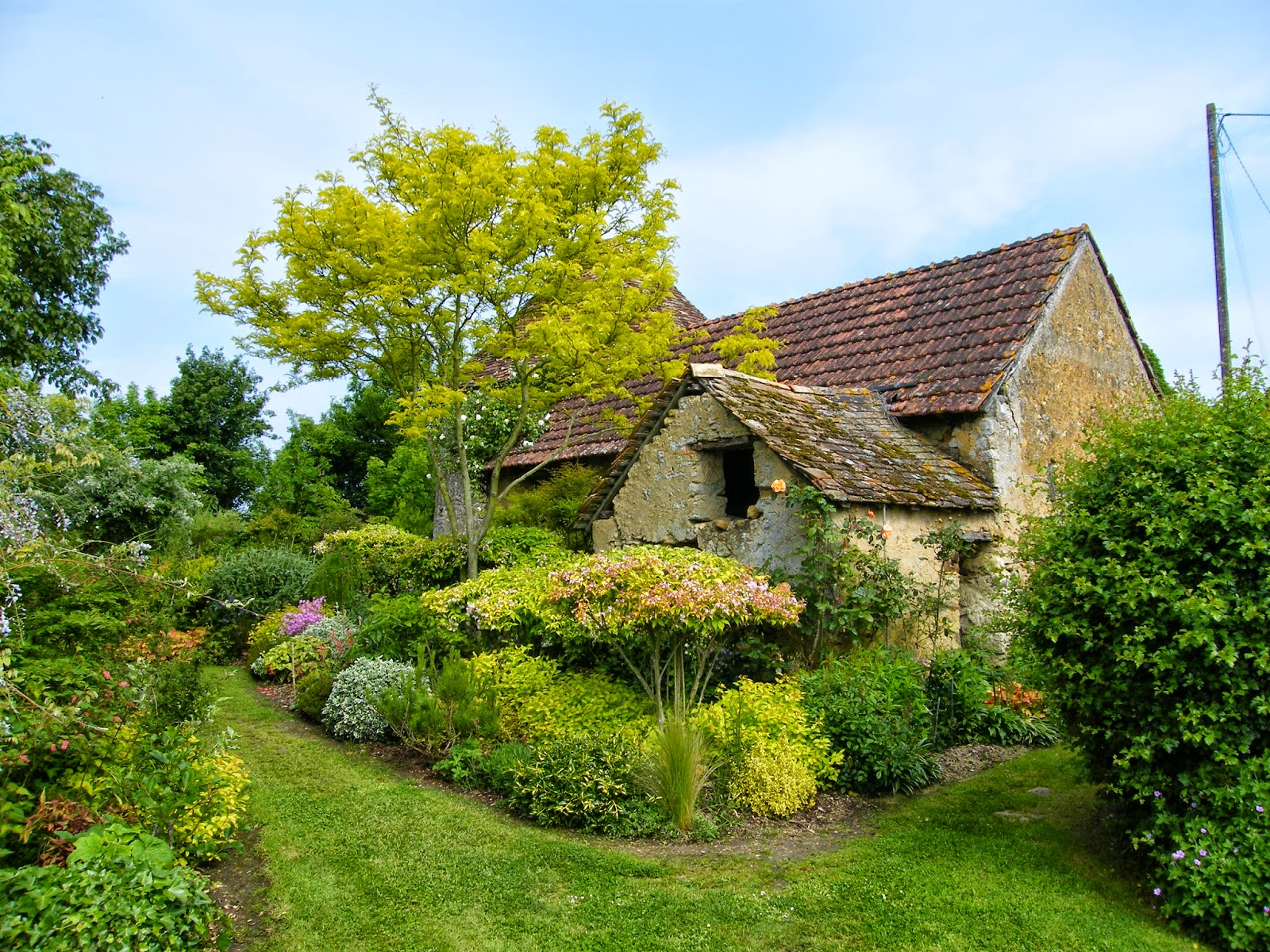 Au gr du jardin un jardin audacieux for Le jardin imaginaire