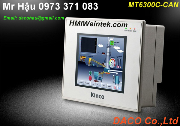 MT6300C-CAN Kinco
