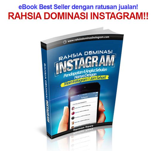 Jana Income 4 Angka Sebulan Menerusi Instagram?