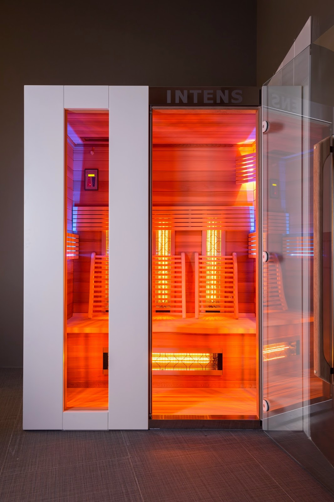 ZE1 - Zelien - showroom - Intens - infrared -
