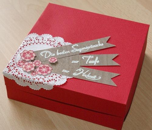 Kw eselsohr geschenk zur hochzeit taufe - Ideen zur silberhochzeit geschenk ...