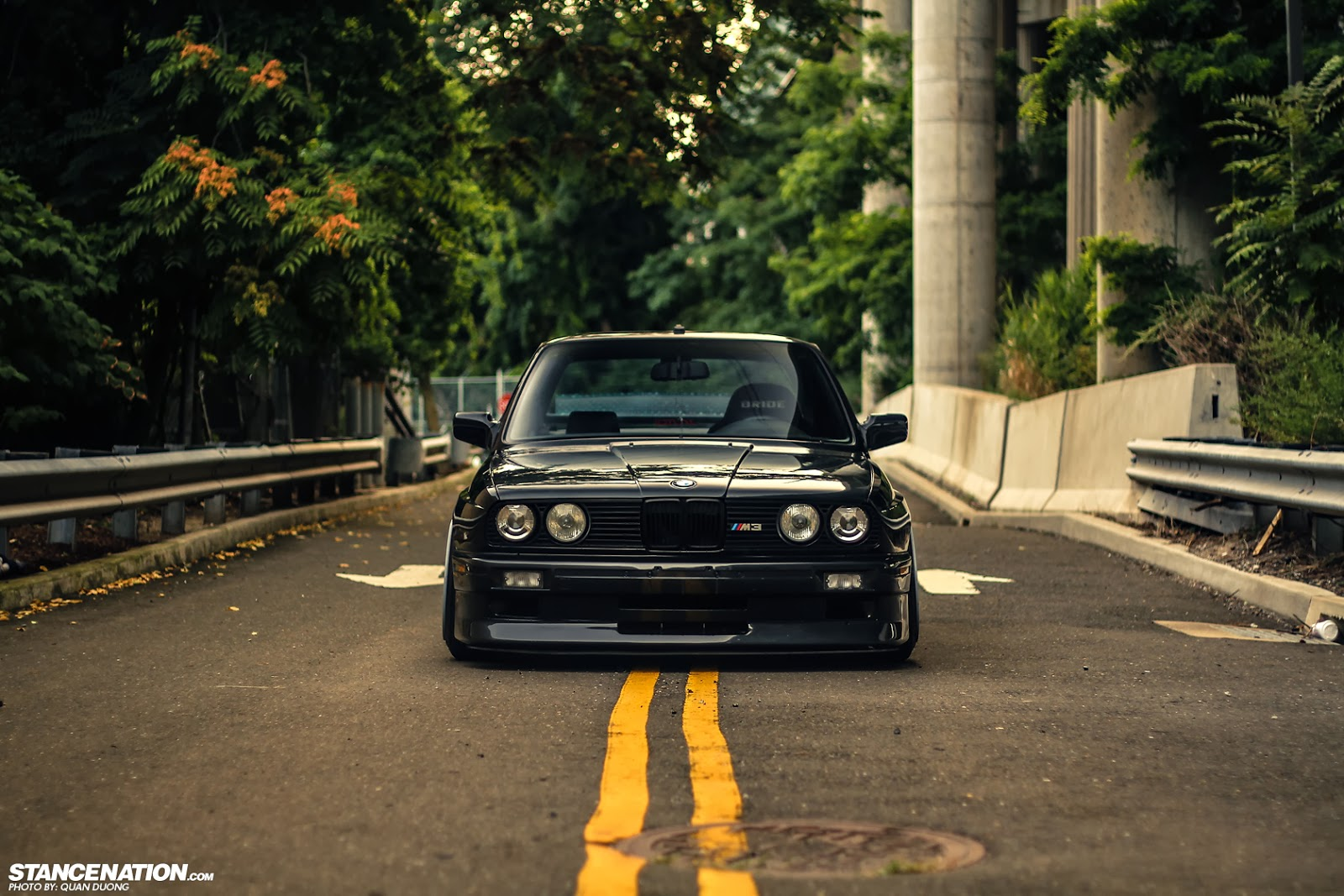 Pick Of The Day Stanced E30 Bmw M3 By Jsutai Ebeasts Com