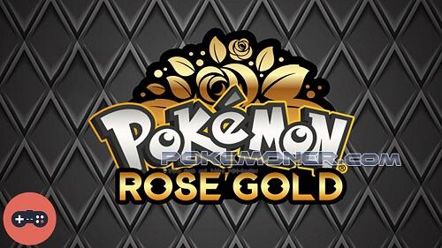 Pokemon Rose Gold
