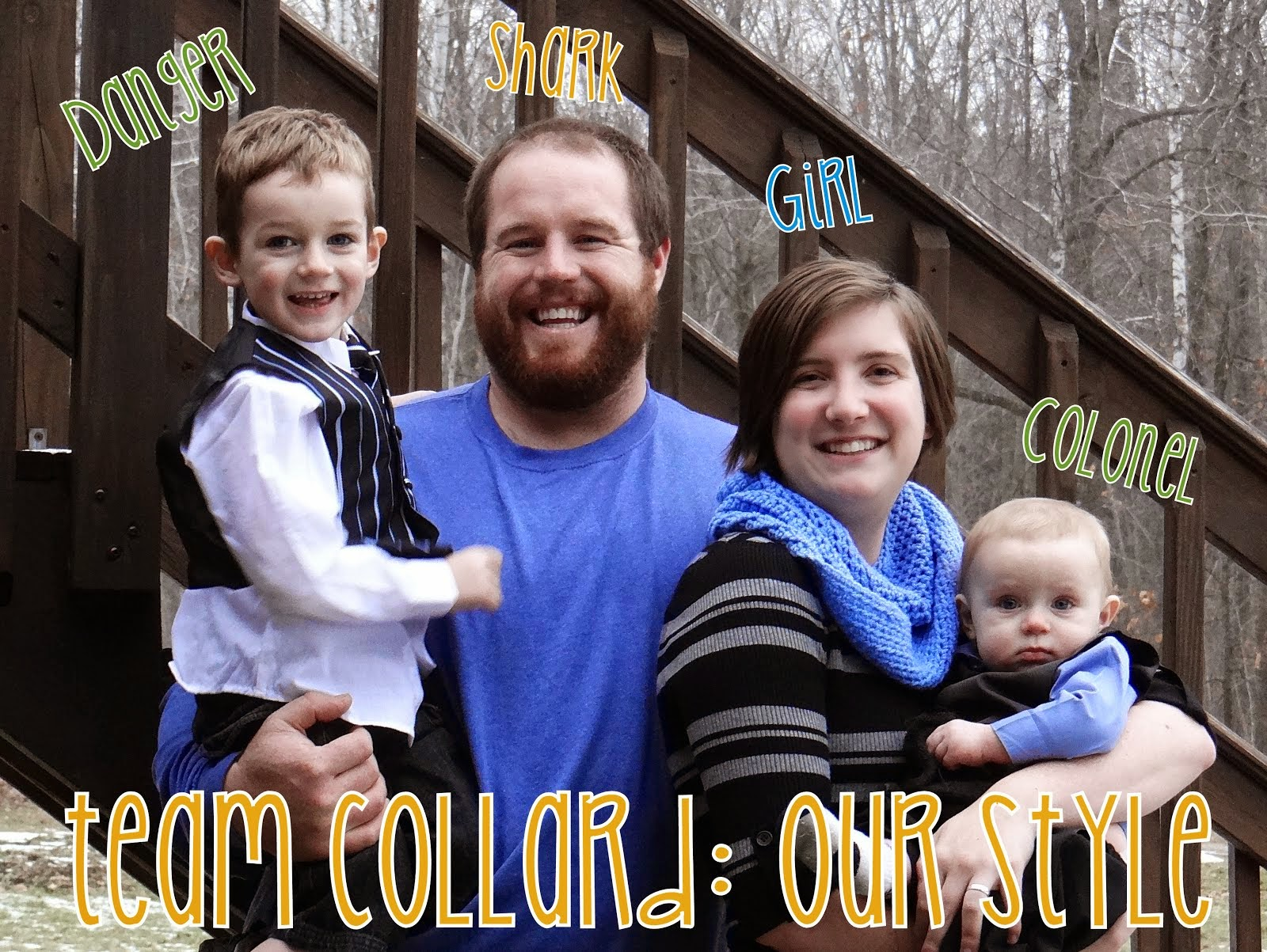 Team Collard: Our Style