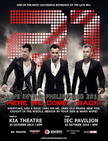A1 Live in Manila