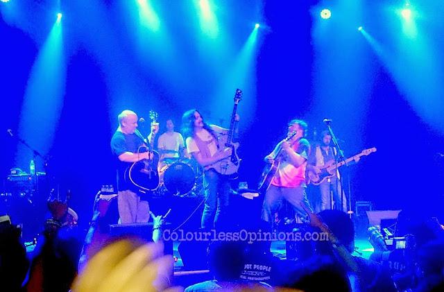 Kyle Gass, John Konesky, Jack Black, Tenacious D KL Live Malaysia 2014