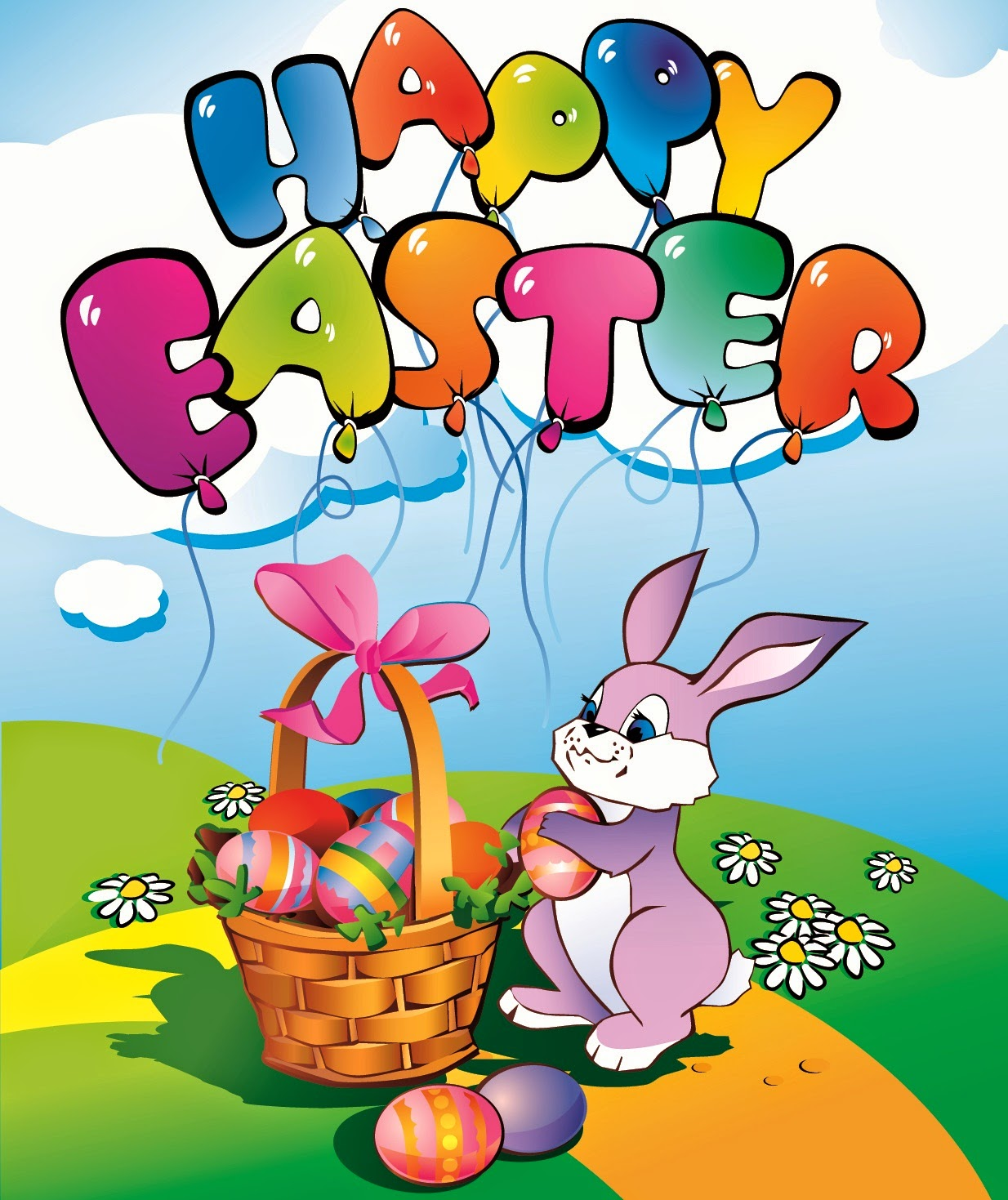 easter day cards for twitter