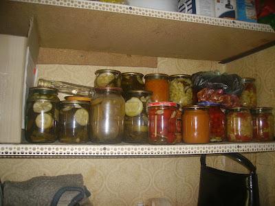 Домашняя консервация - Home preservation
