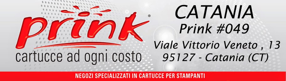 Prink Catania. Cartucce Toner Stampanti e Assistenza in Viale Vittorio Veneto 13