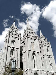 Mormon Temple Salt Lake City (Best Honeymoon Destinations In USA) 6
