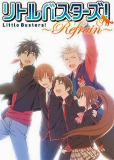 Little Busters!: Refrain 8 Subtitle Indonesia
