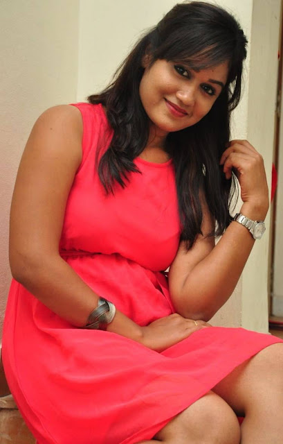 Brahmini Stills At Swimming Pool Audio Launch