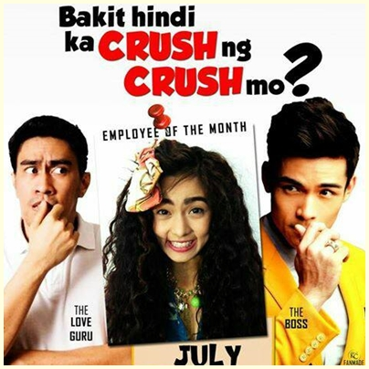 Bakit Hindi Ka Crush ng Crush | Kim Chiu and Xian Lim Movie
