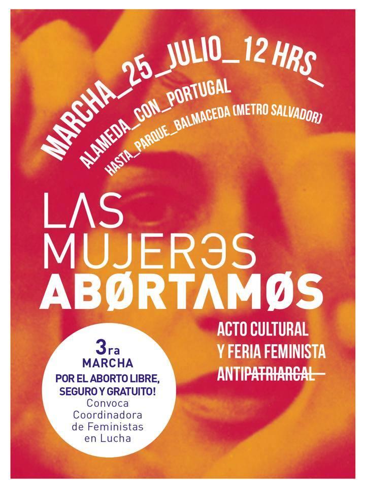 Marcha y Feria Feminista