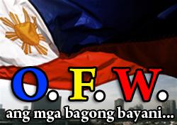 OFW : Buhay , Negosyo at Pusong Pinoy