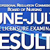 PRC Board Of Nursing 2013 Licensure Examination Results