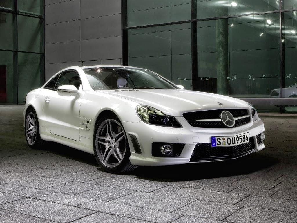 Mercedes Benz SL terbaru