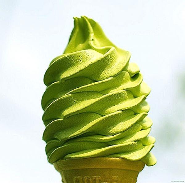 Green Tea Ice Cream Easy Cooking