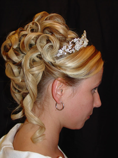 style dhoom special events updo