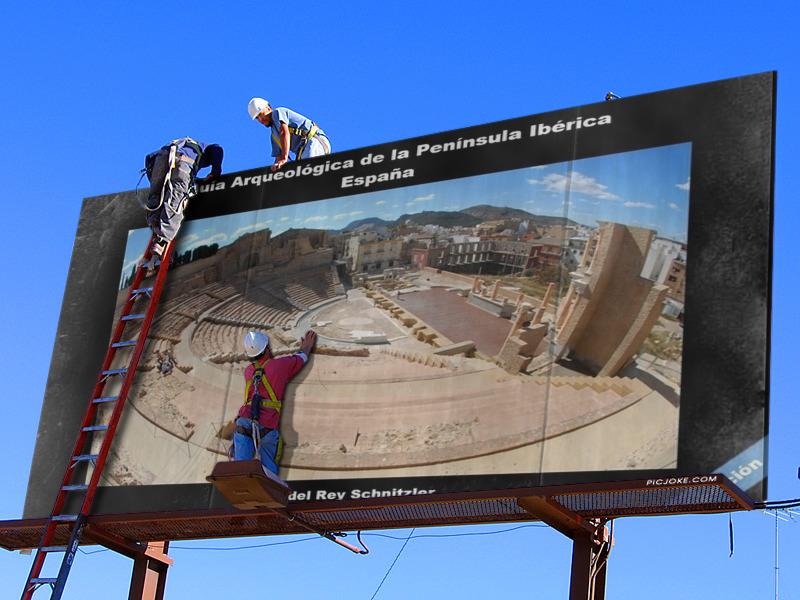 Presentación Guía Arqueológuica de la Peninsula.     Luis del Rey